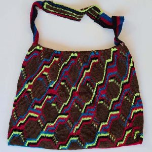 10 needle yarn bilum