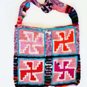 Propella design yarn bilum