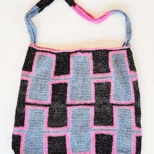 Skin pik yarn bilum