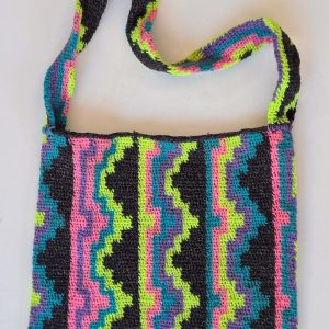 Towel pattern bilum